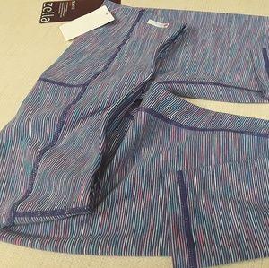Zella Slim Fit Performer Leggings Purple NWT S
